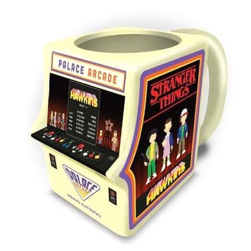 Taza 3D Palace Arcade Stranger Things