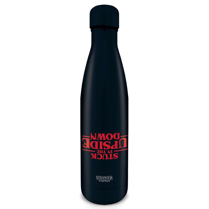 Botella metal Stranger Things