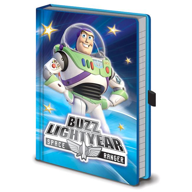 Cuaderno A5 Buzz Lightyear Toy Story Disney Pixar