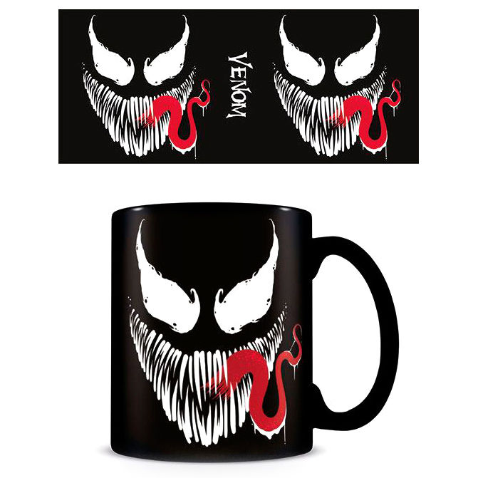 Taza Venom Marvel 5050574250856