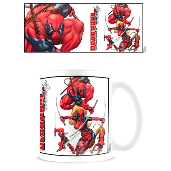 Taza Deadpool Marvel 5050574250511