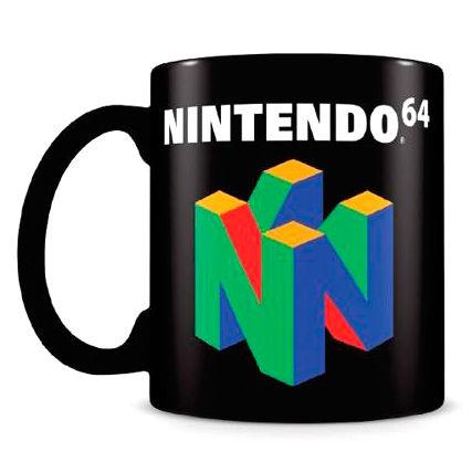 Taza Nintendo 64 5050574252195
