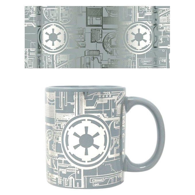 Taza Estrella de la Muerte Star Wars
