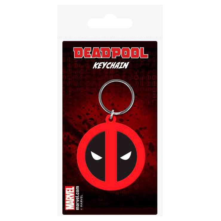 Llavero Logo Deadpool Marvel 5050293385556