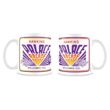 Taza Hawkins Palace Arcade Stranger Things 5050574252485