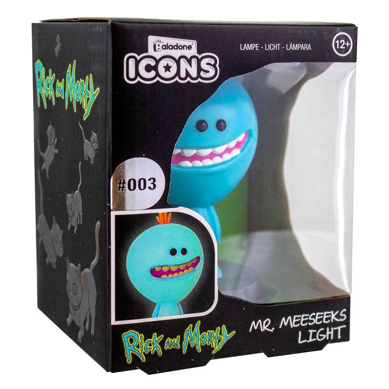Lampara Mr. Meeseeks Rick & Morty
