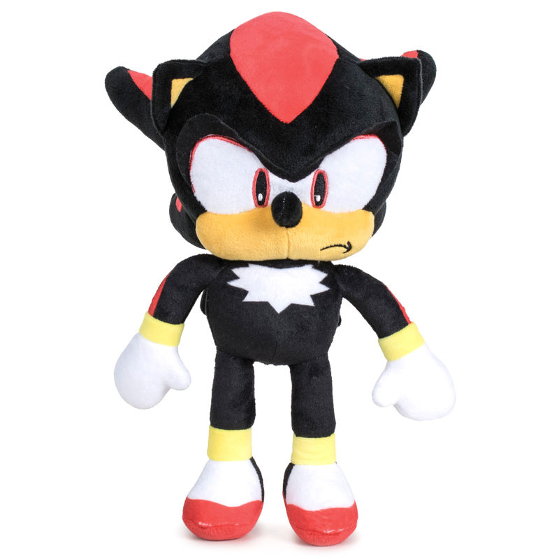 Peluche Shadow Sonic soft 30cm 8425611398018Shadow
