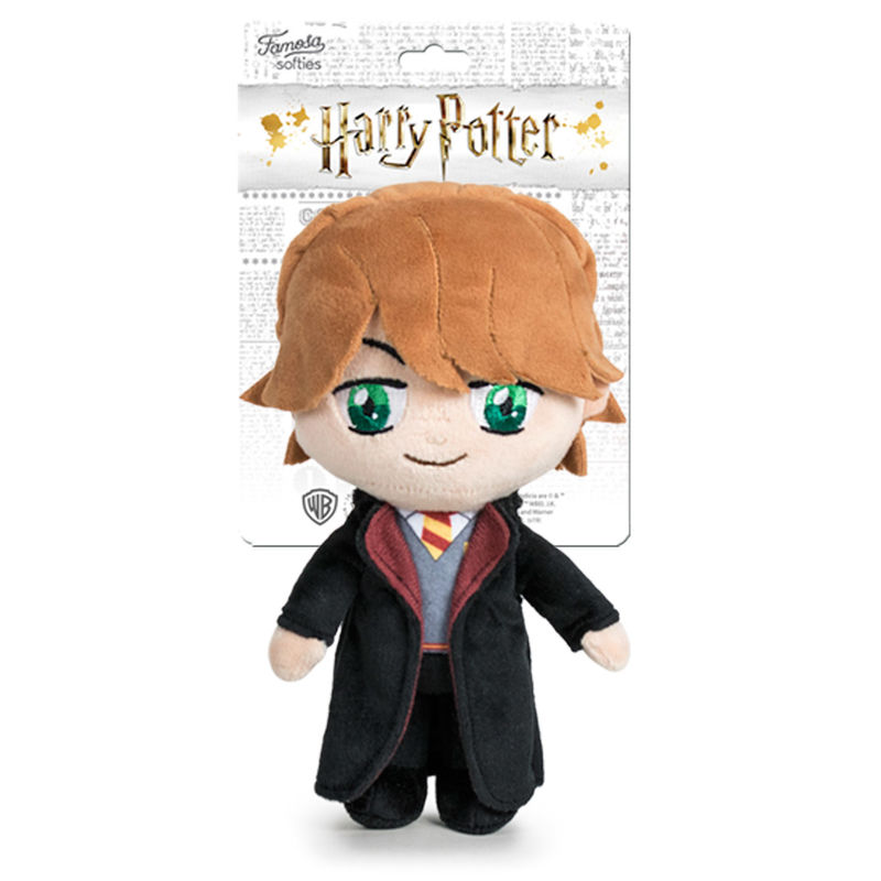 Peluche Ron Weasley Harry Potter 29cm