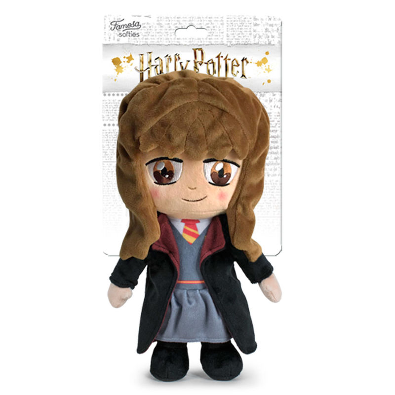 Peluche Hermione Harry Potter 29cm