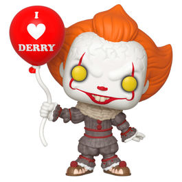 POP figure IT Chapter 2 Pennywise with Balloon