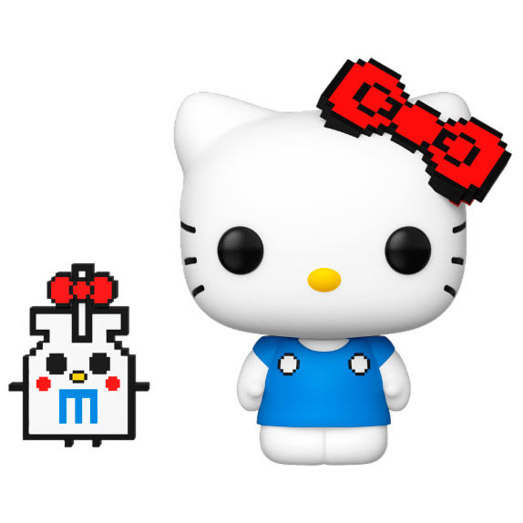 Figura POP & Buddy Sanrio Hello Kitty Anniversary series 2