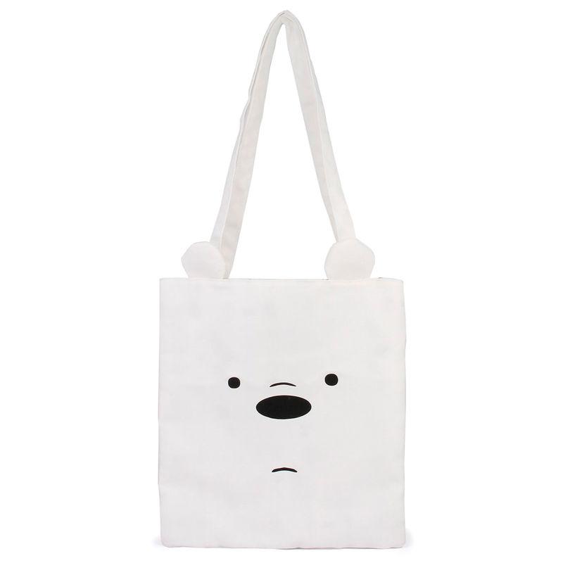 Bolsa shopping Somos Osos Oso Polar