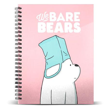 Cuaderno A4 Oso Polar Somos Osos