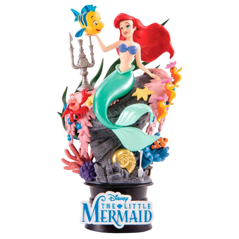 Figura Diorama La Sirenita Disney 15cm