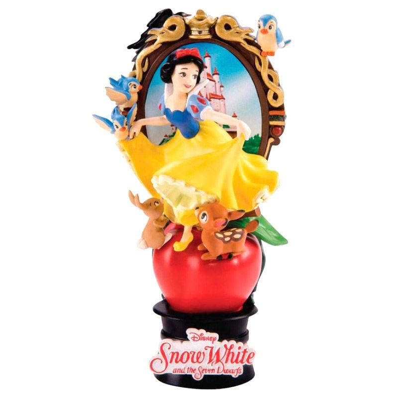 Figura Diorama Blancanieves Disney 15cm