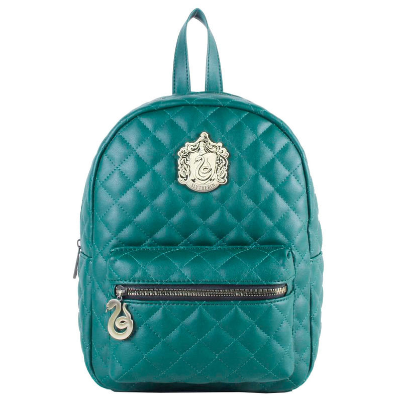 Mochila Slytherin Harry Potter 19cm