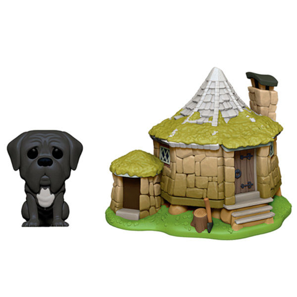 Funko POP o Figura POP Harry Potter Hagrid's Hut with Fang (1)