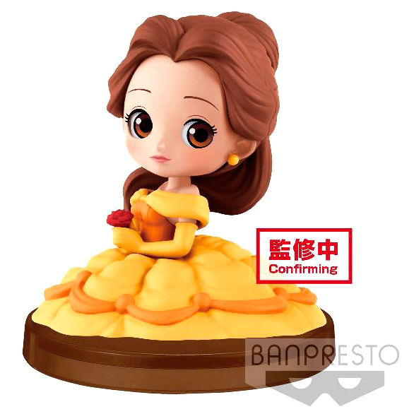 Figura Bella Disney Q Posket 4cm By Banpresto