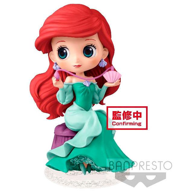 Figura Ariel Perfumagic Disney Q Posket A 12cm By Banpresto