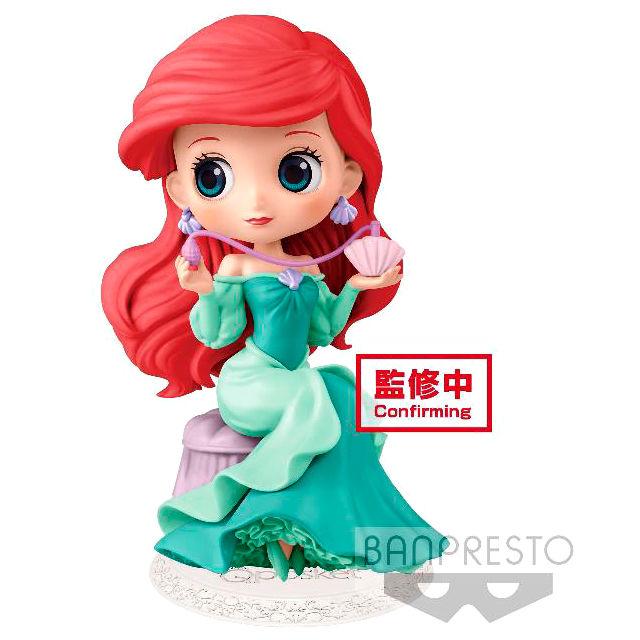 Figura Ariel Perfumagic Disney Q Posket B 12cm By Banpresto