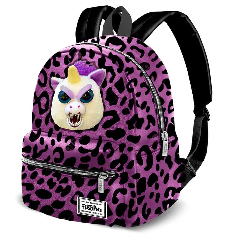 Mochila Feisty Pets Glenda Glitterpoop 32cm 8435376393760