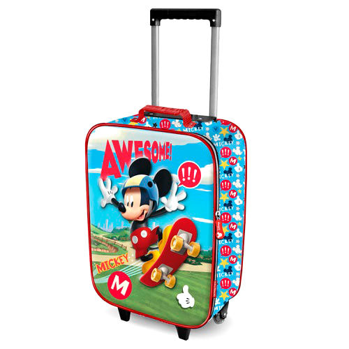 Trolley 3D Mickey Skater Disney 52cm