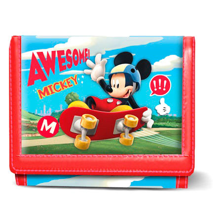Billetero Mickey Skater Disney