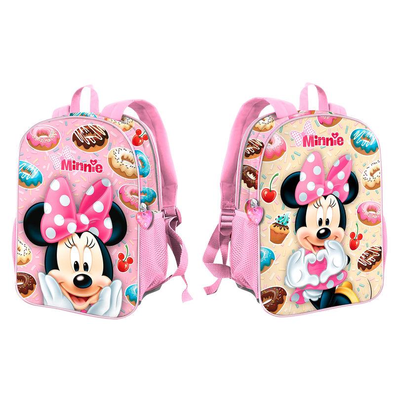 Mochila 3D Minnie Sweet Disney 32cm