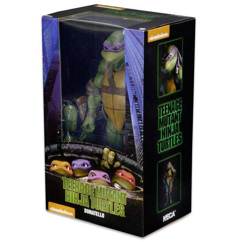 Figura articulada Donatello Tortugas Ninja 42cm