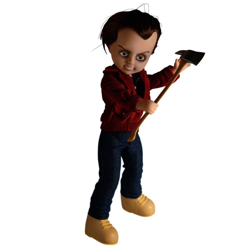 Figura Jack Torrance El Resplandor Living Dead Dolls 25cm