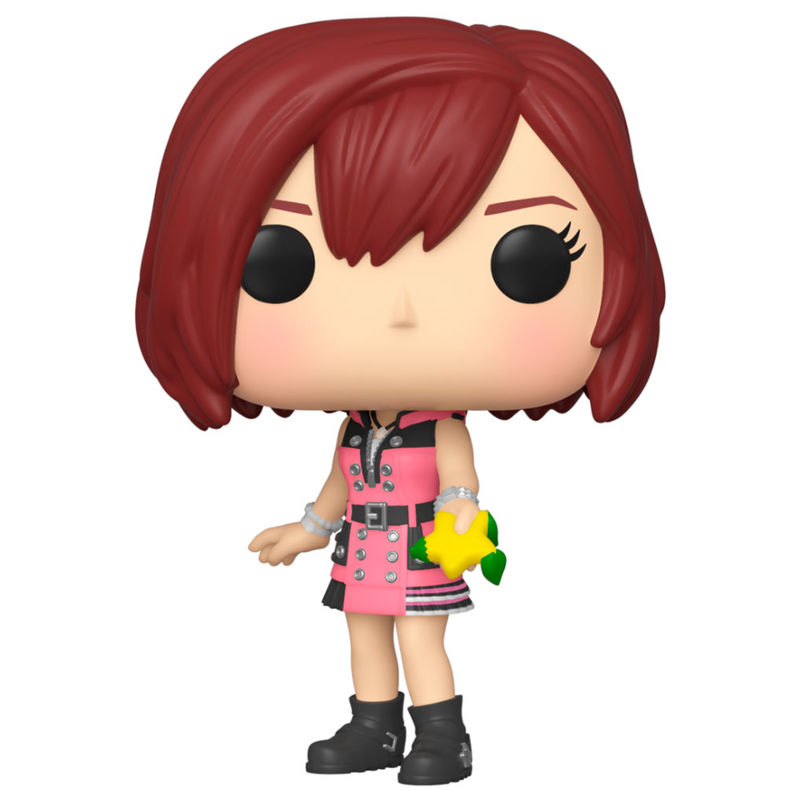 Figura POP Disney Kingdom Hearts 3 Kairi with Hood serie 2