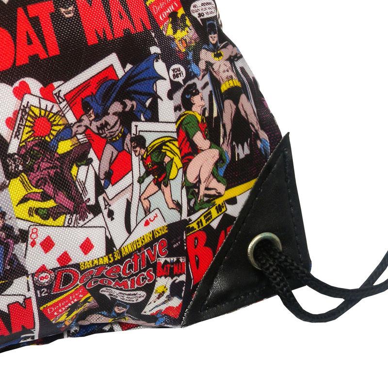 Saco Batman DC Comics 42cm