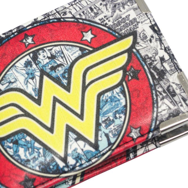 Cartera Wonder Woman DC Comics