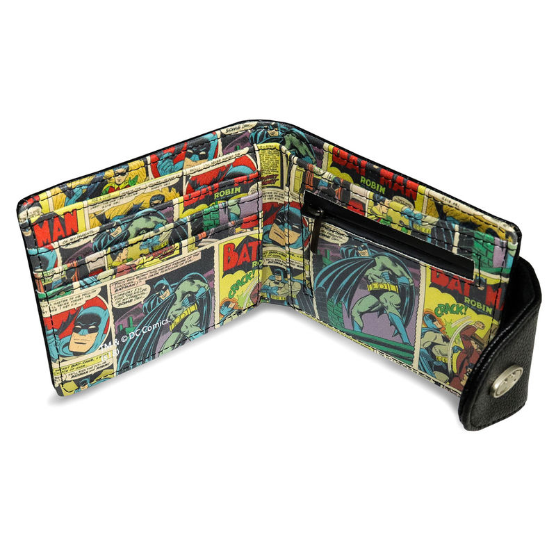 Cartera vintage Batman DC Comics