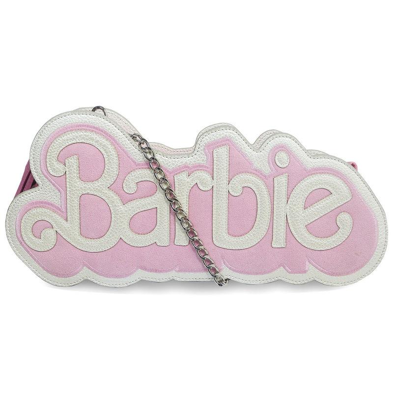 Bolso Logo Barbie