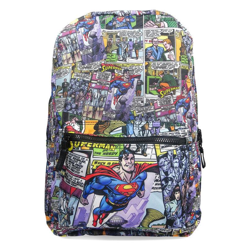 Mochila Superman DC Comics 47cm