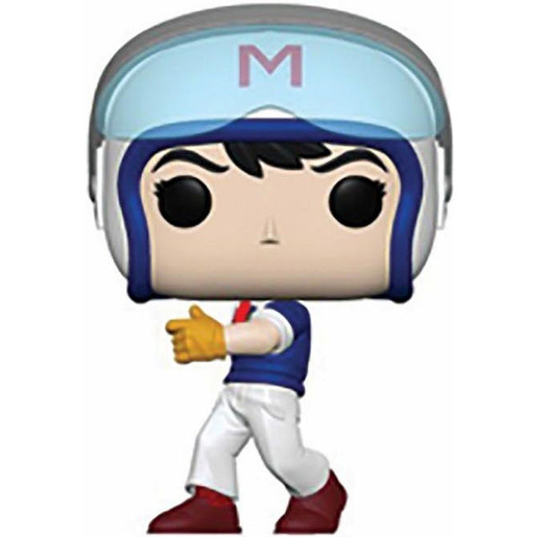 Funko POP o Figura POP Speed Racer Speed in Helmet