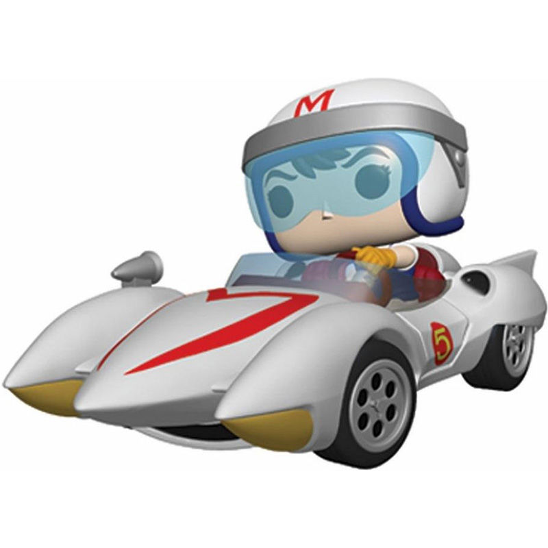 Funko POP o Figura POP Speed Racer Speed with Mach 5