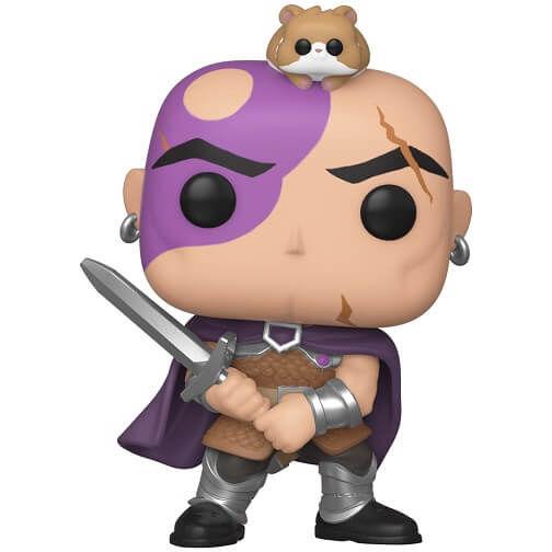 Figura POP Dungeons & Dragons Minsc & Boo 889698451154