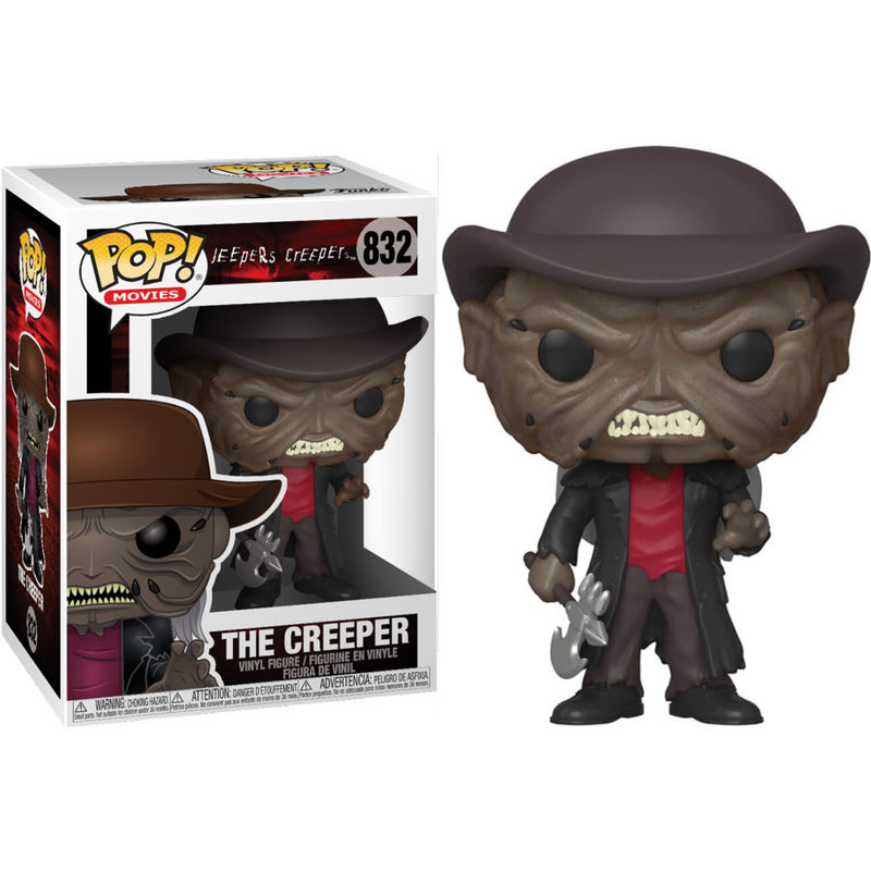 POP figure Jeepers Creepers The Creeper