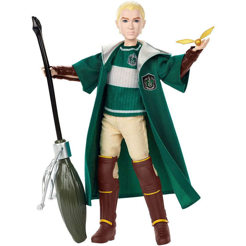 Muñeco Draco Malfoy Quidditch Harry Potter