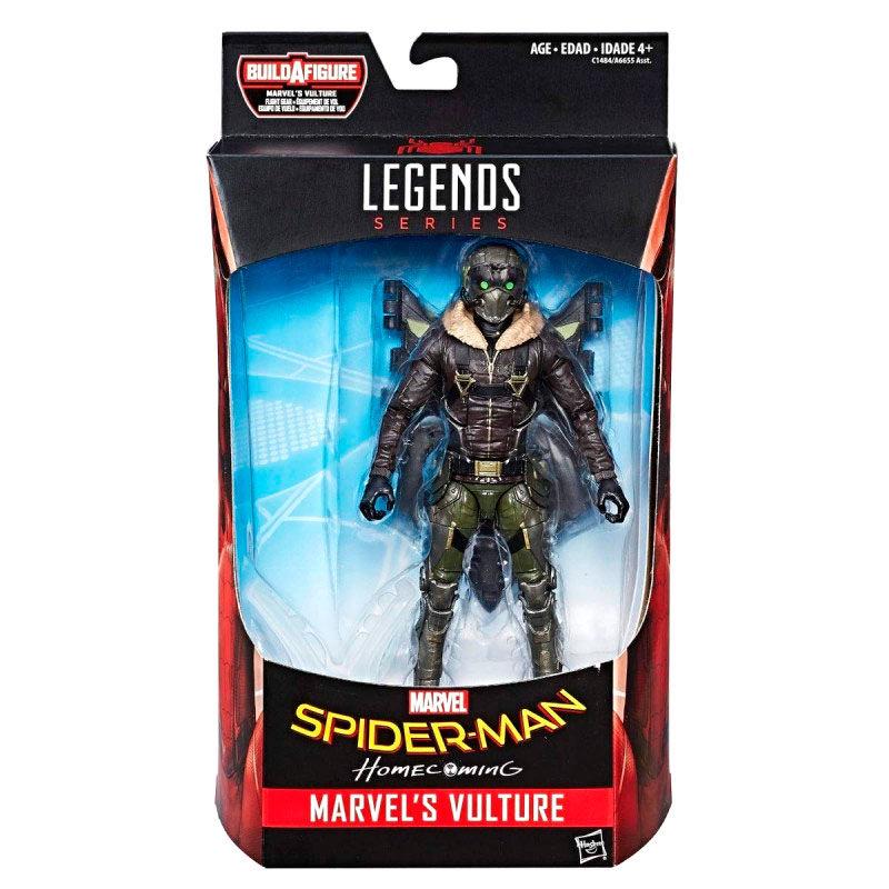 Figura Vulture Villanos Spiderman Homecoming Marvel 15cm