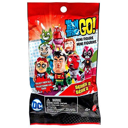 Figura Teen Titans Go surtido