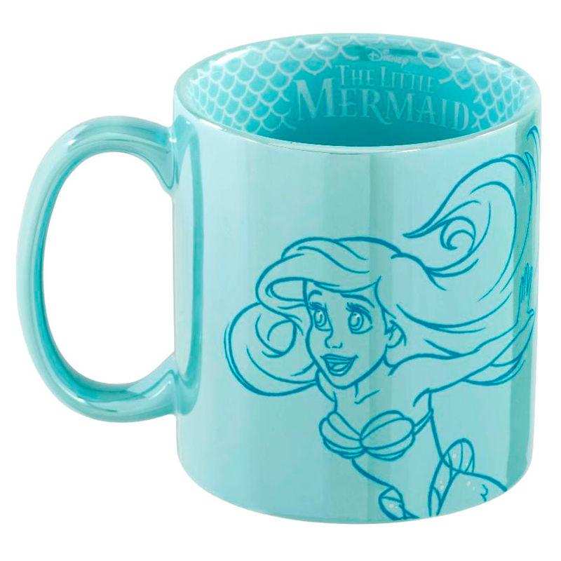 Taza La Sirenita Disney