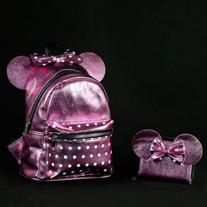 Cartera Minnie Disney