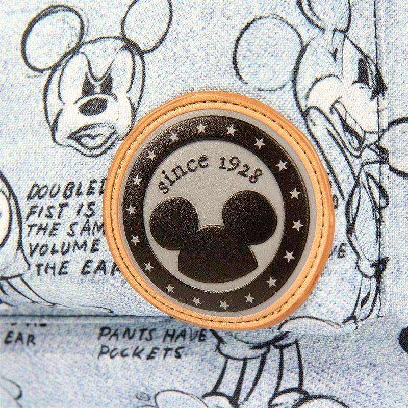 Mochila Mickey Disney 44cm