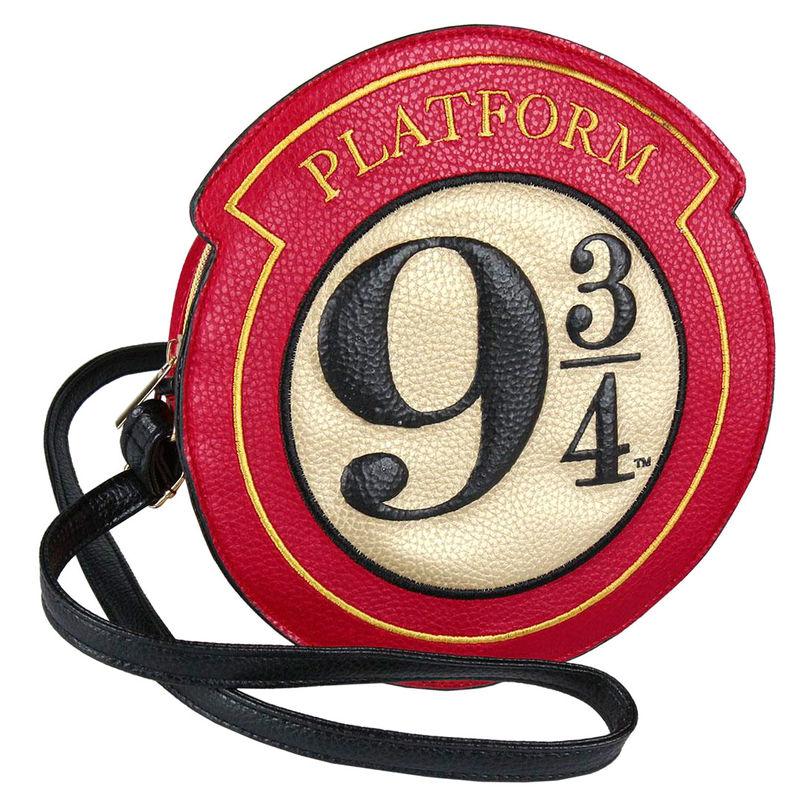 Bolso bandolera 3D Platform 9 3/4 Harry Potter