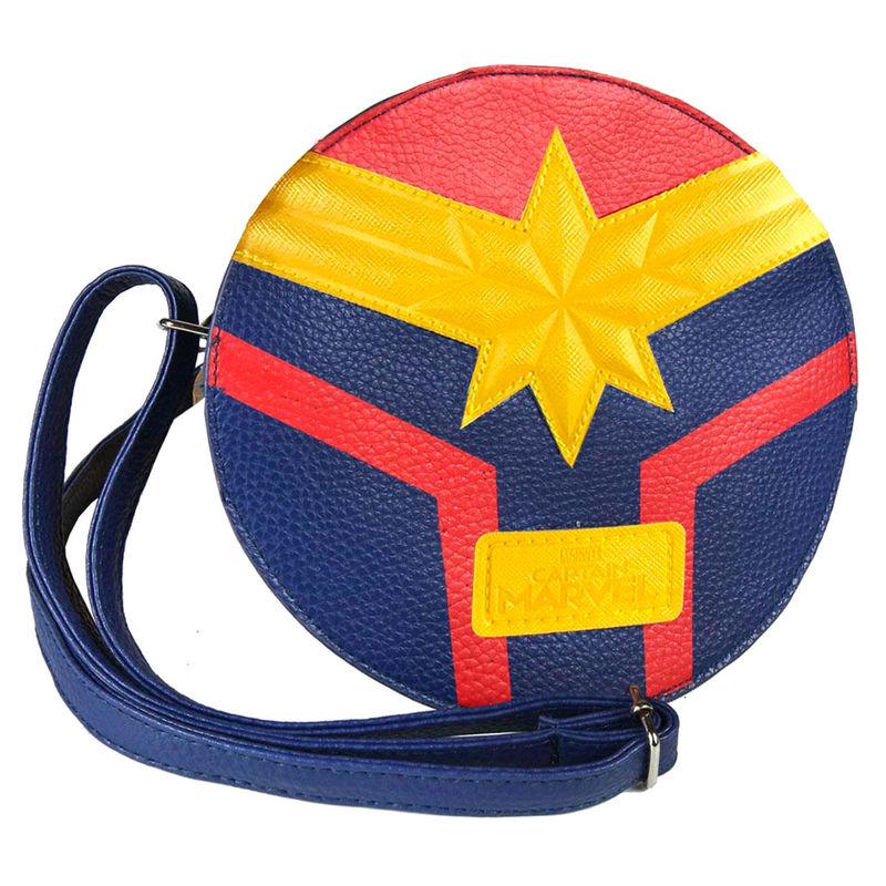 Bolso bandolera 3D Capitana Marvel