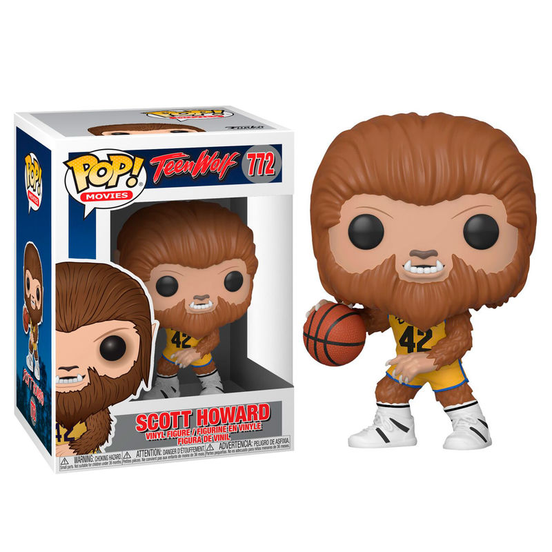 Funko POP o Figura POP Teen Wolf Scott
