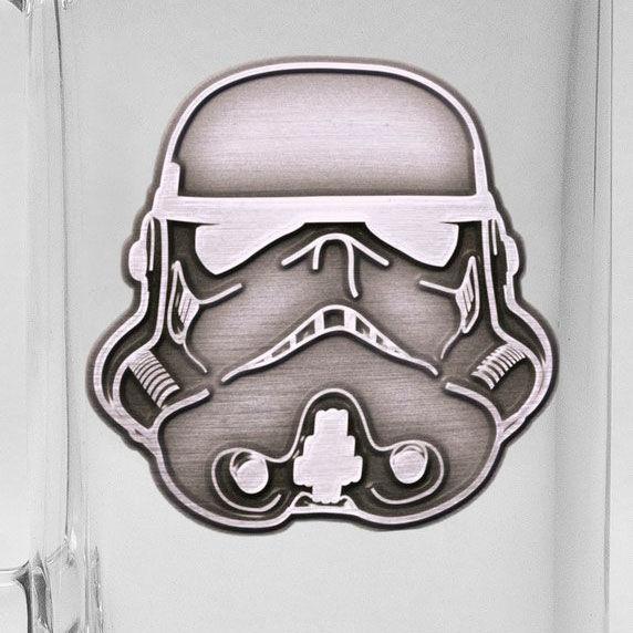 Jarra cristal Stormtrooper Star Wars